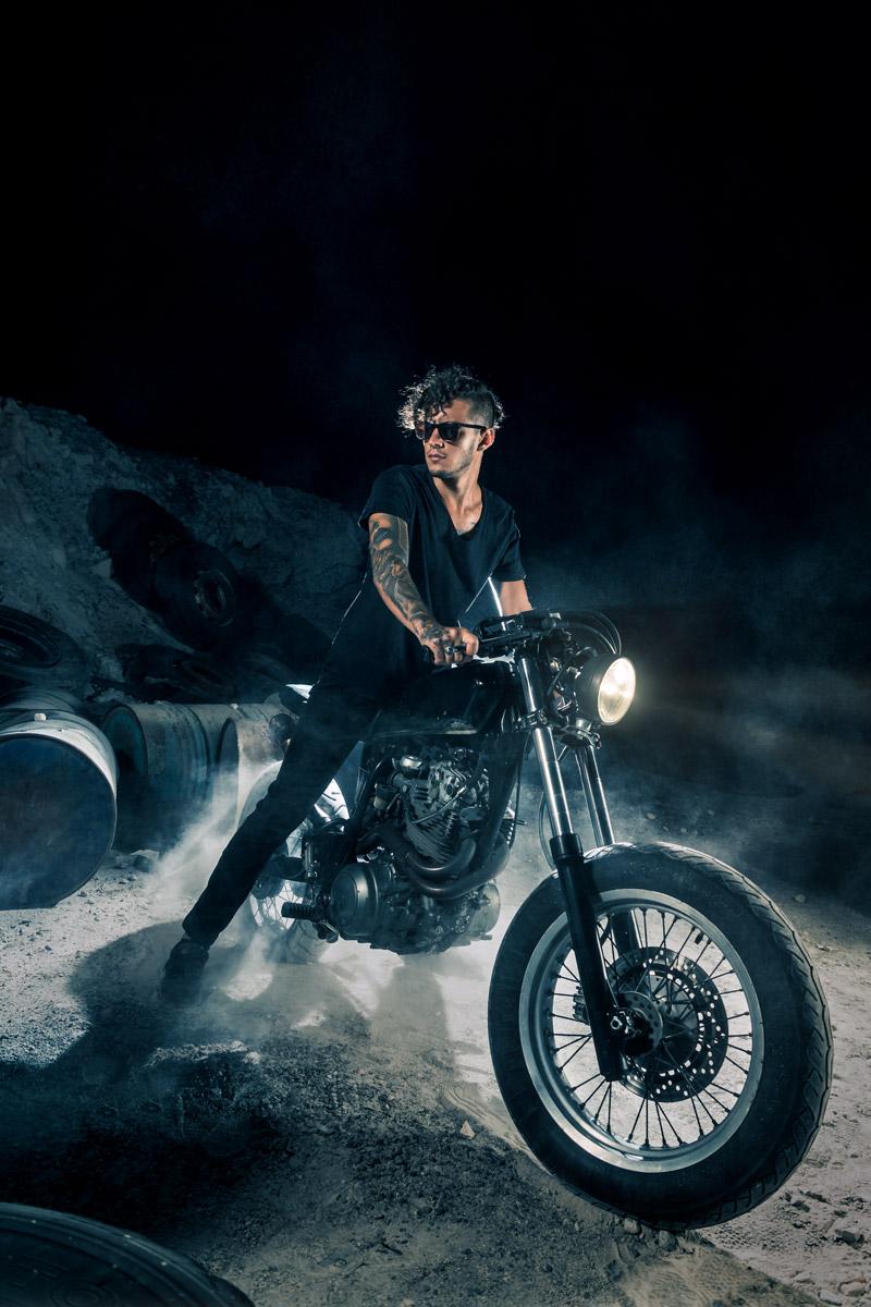 Easy Rider . . . .