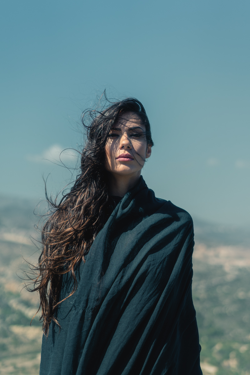 Windy Portrait 3