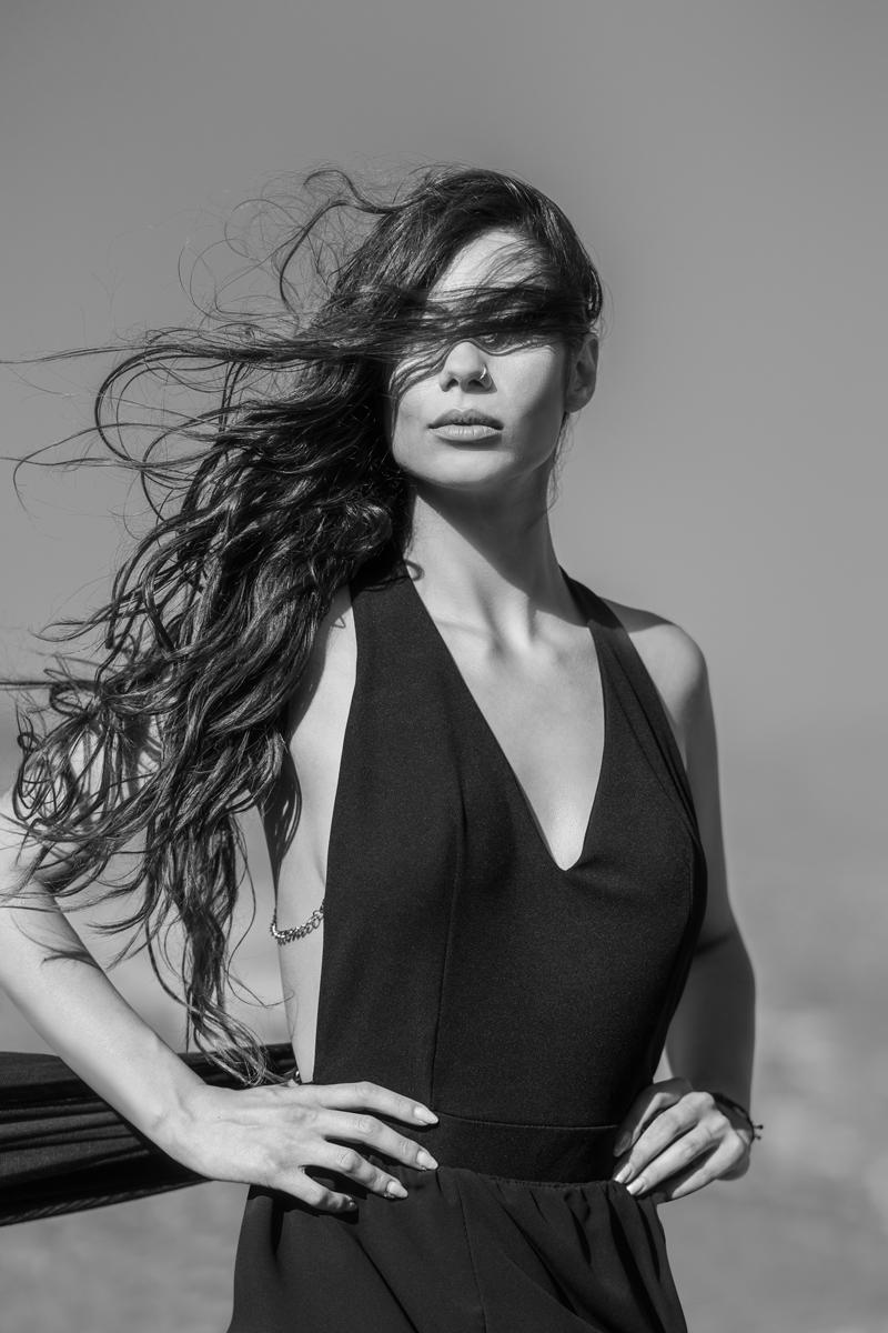 Windy Portrait 1
